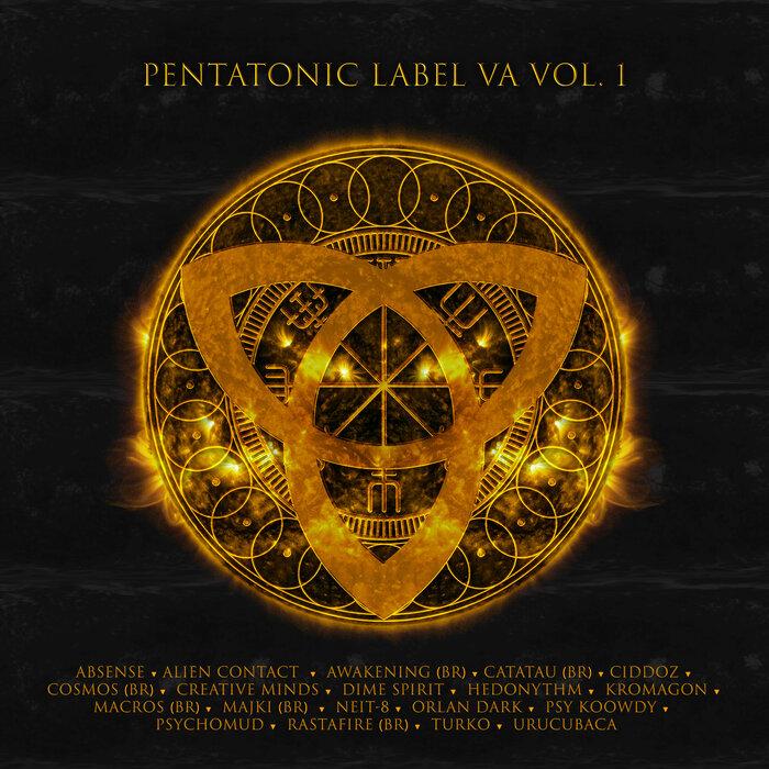 VARIOUS - Pentatonic Label Vol 1