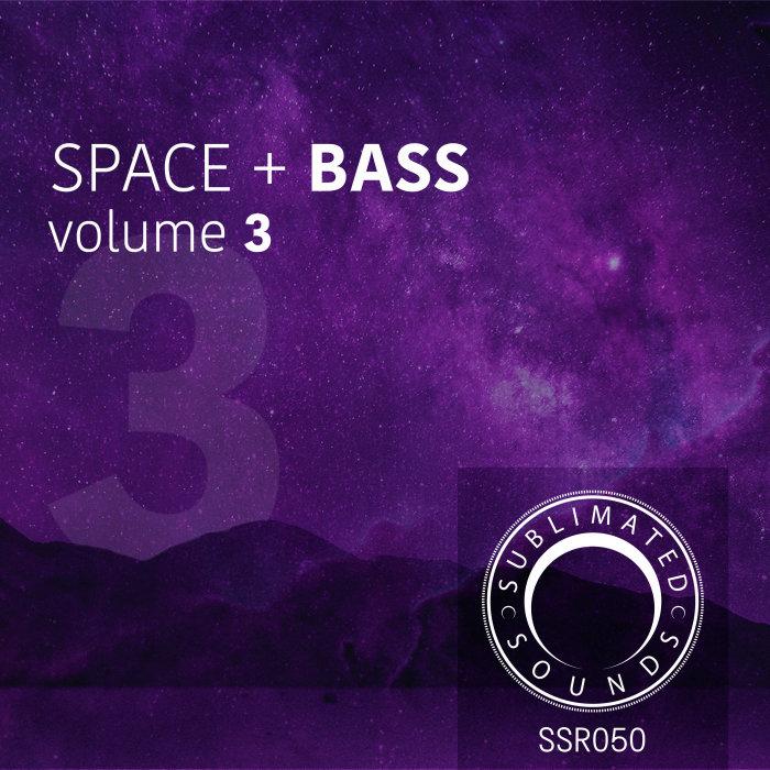 VARIOUS - Space & Bass Vol 3