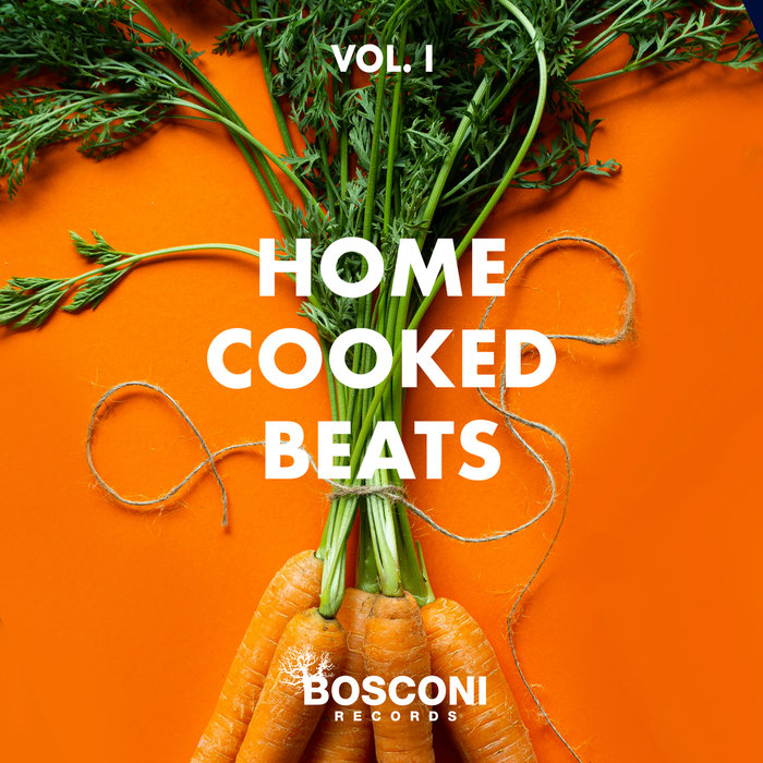 VARIOUS - Home Cooked Beats Vol 1
