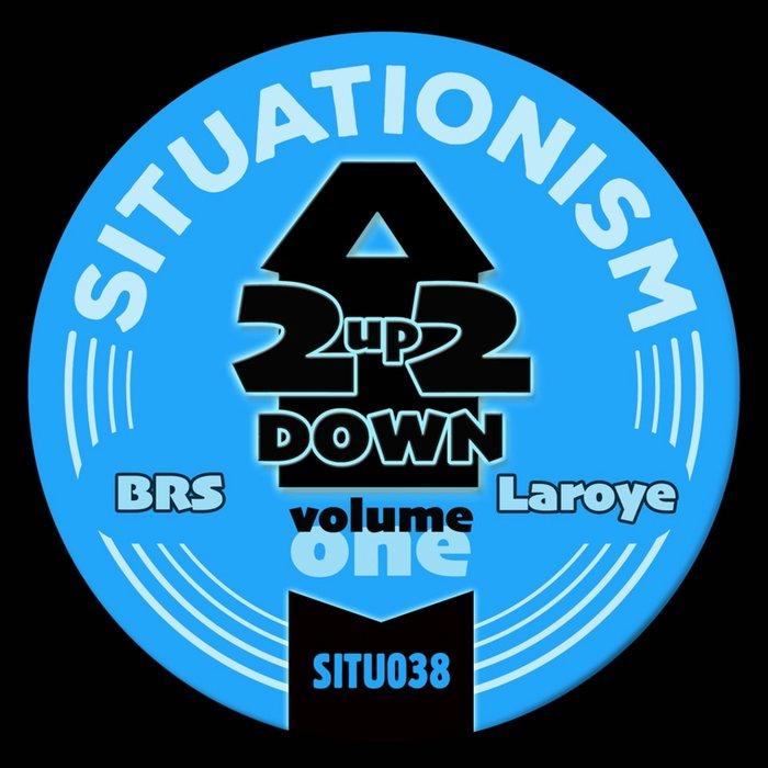 LAROYE/BRS - 2Up2Down Vol 1