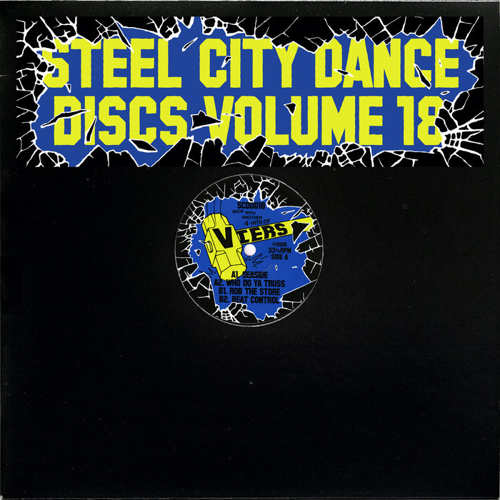 VIERS - Steel City Dance Discs Volume 18