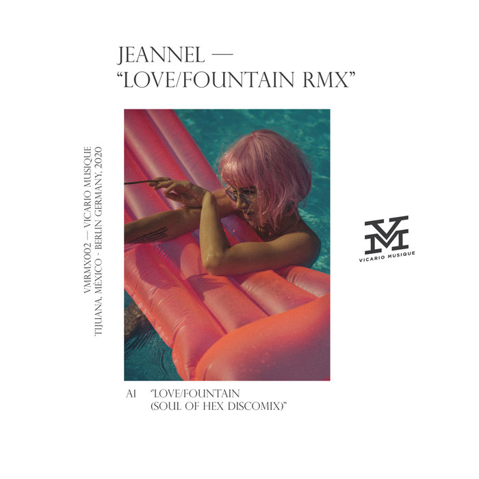 JEANNEL - Love/Fountain