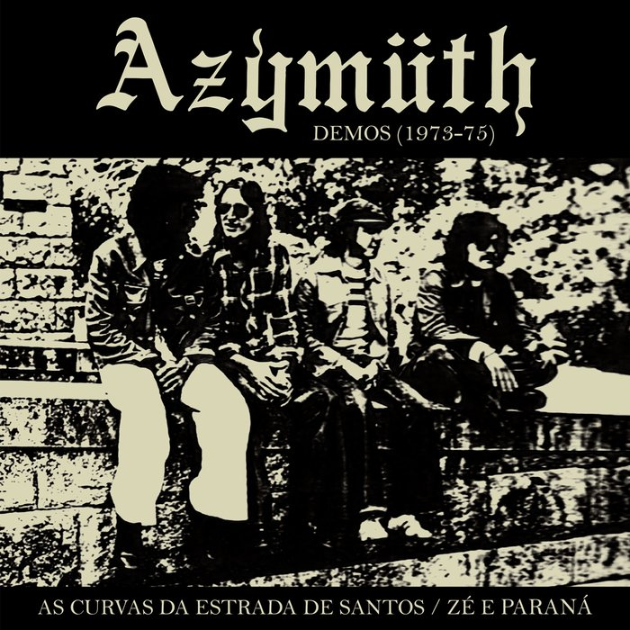 AZYMUTH - Ze E Parana