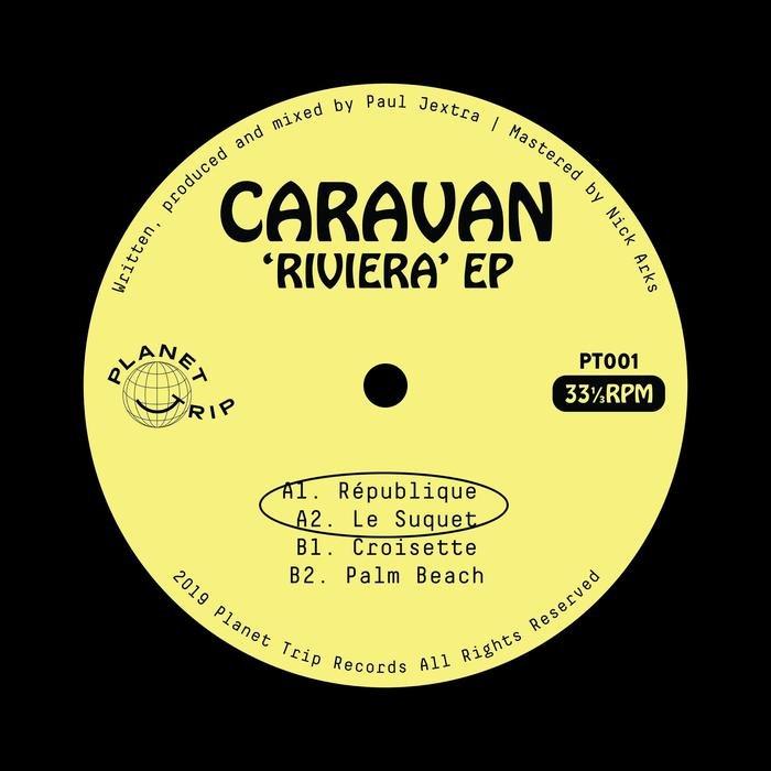 CARAVAN - Riviera EP
