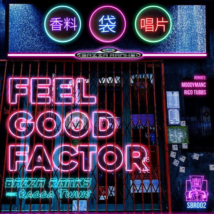 BAZZA RANKS feat THE RAGGA TWINS - Feel Good Factor