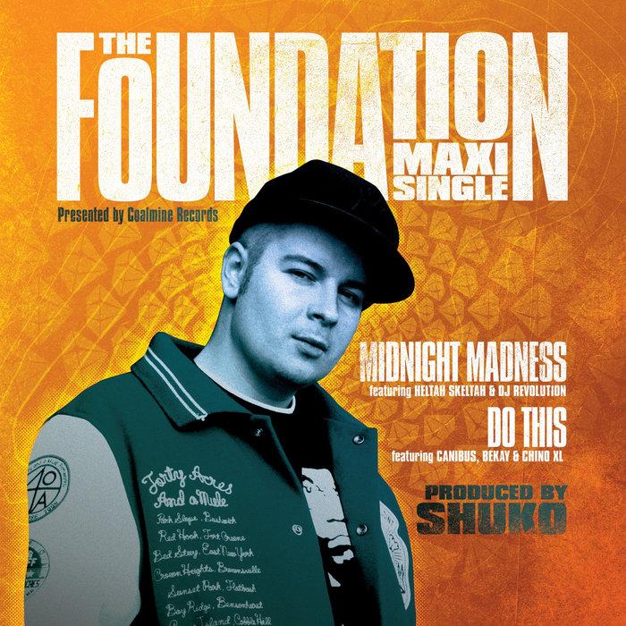 SHUKO - The Foundation - EP (Explicit)