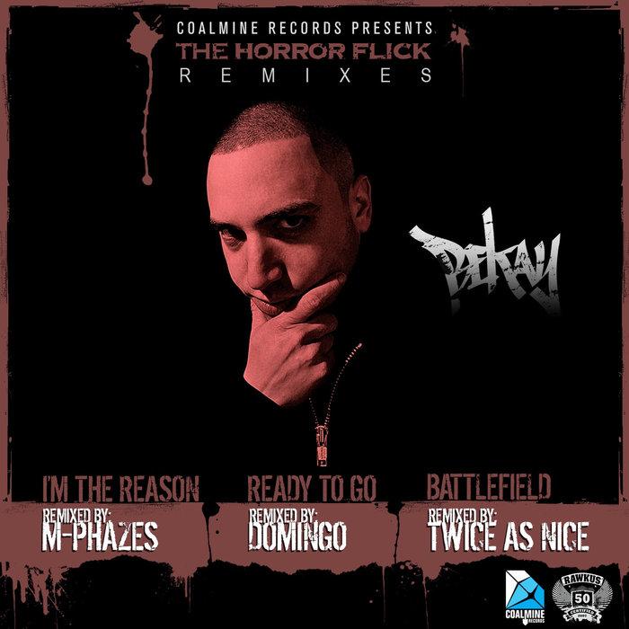 BEKAY - The Horror Flick EP (Remixes) (Explicit)