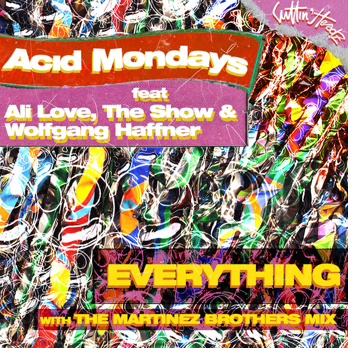 ACID MONDAYS/ALI LOVE/THE SHOW - Everything