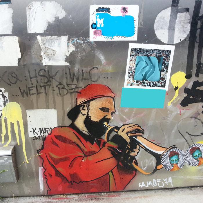 EDEN BEATZ INC - Streetart