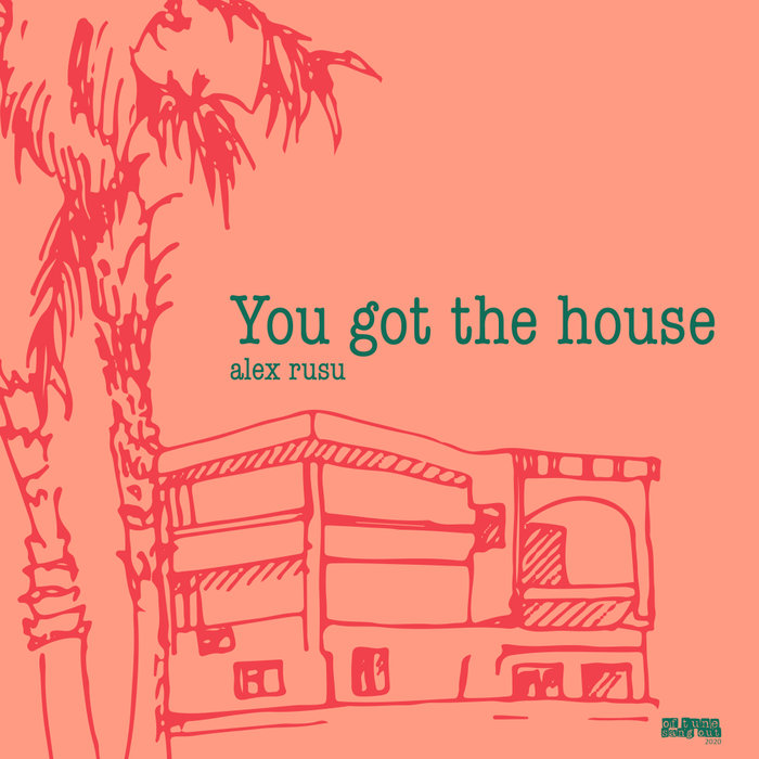 ALEX RUSU - You Got The House