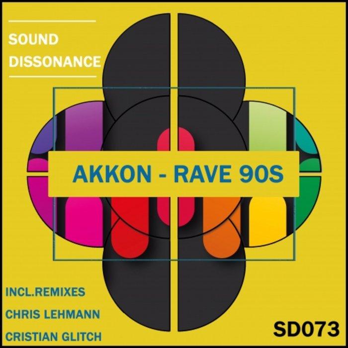 AKKON - Rave 90S