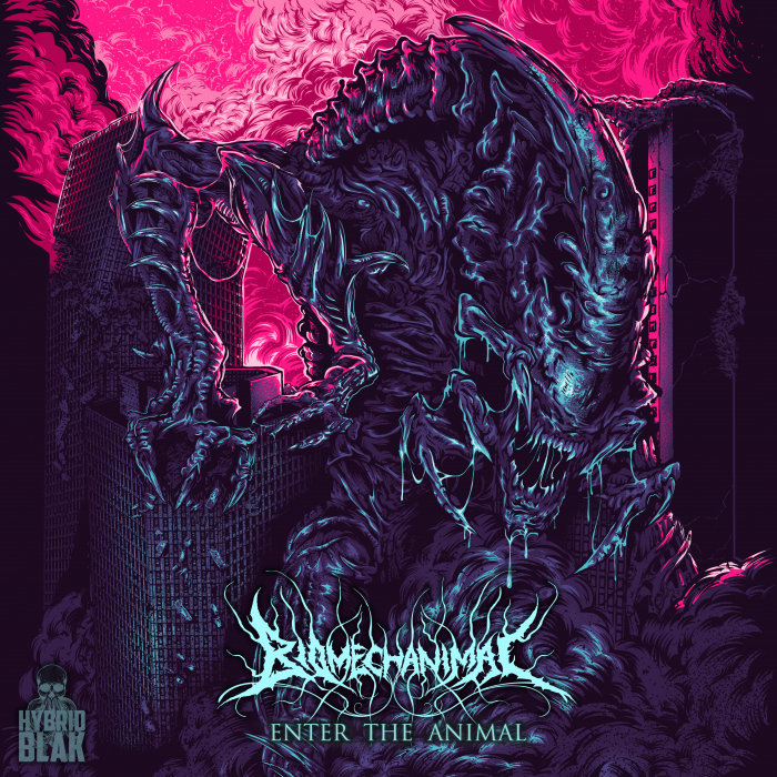BIOMECHANIMAL - Enter The Animal (Explicit)