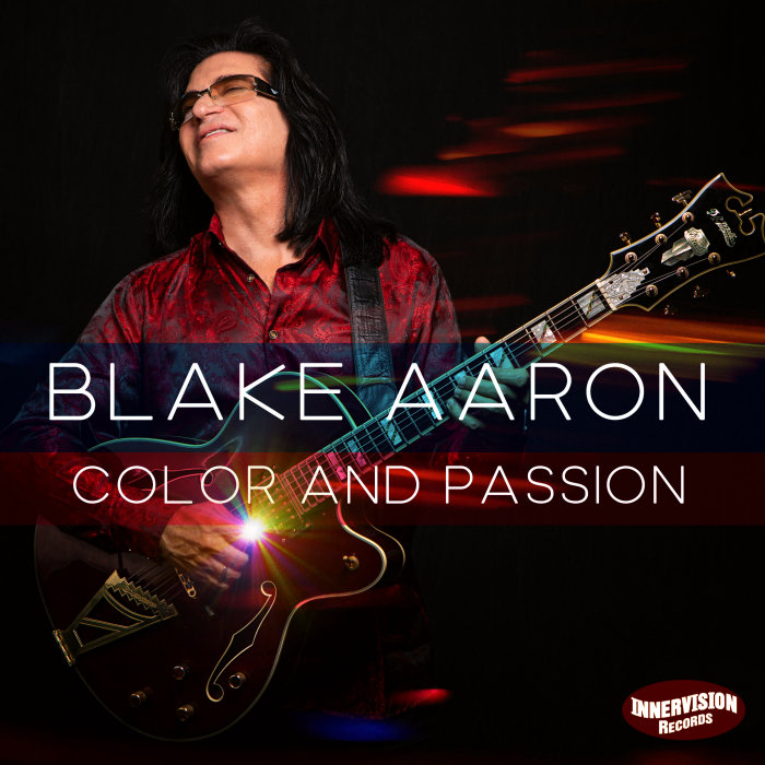 BLAKE AARON - Color & Passion