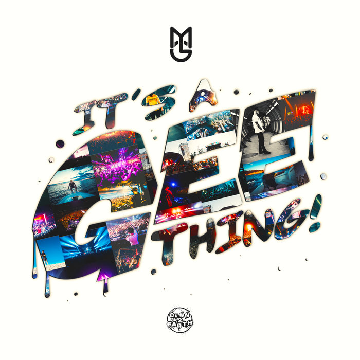 MACKY GEE - It's A Gee Thing