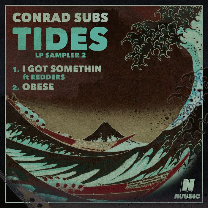 CONRAD SUBS/REDDERS - Tides LP Sampler 2