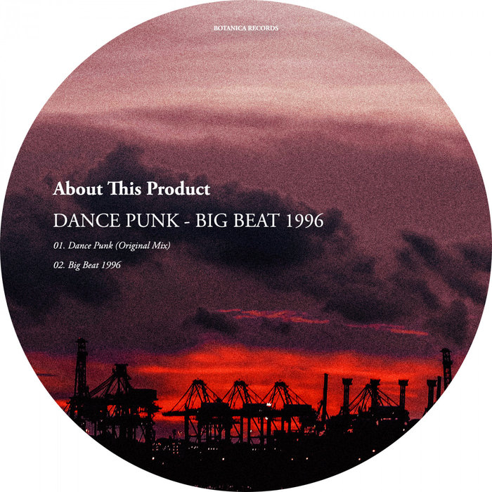 ABOUT THIS PRODUCT - Dance Punk