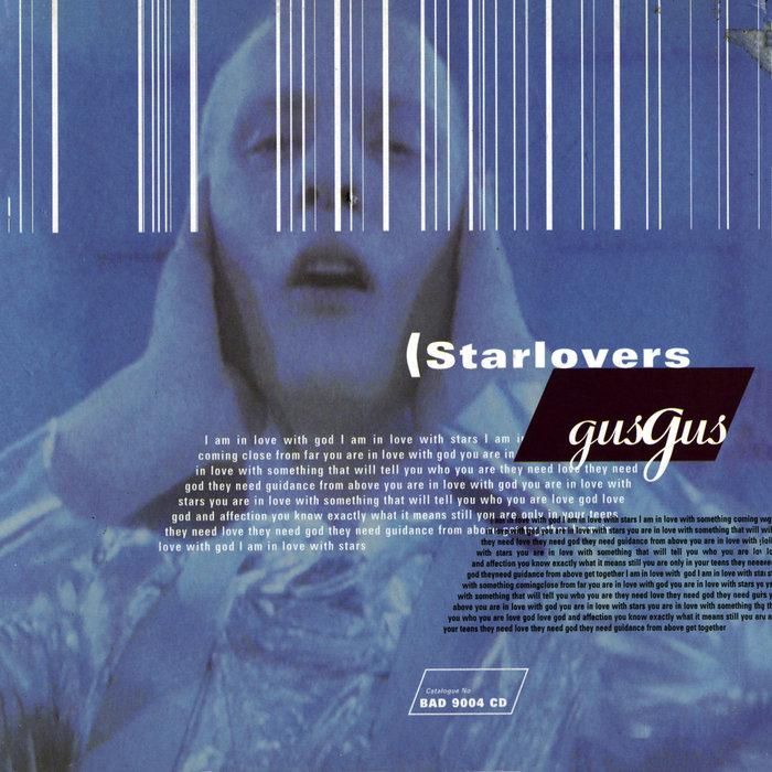 GUSGUS - Starlovers