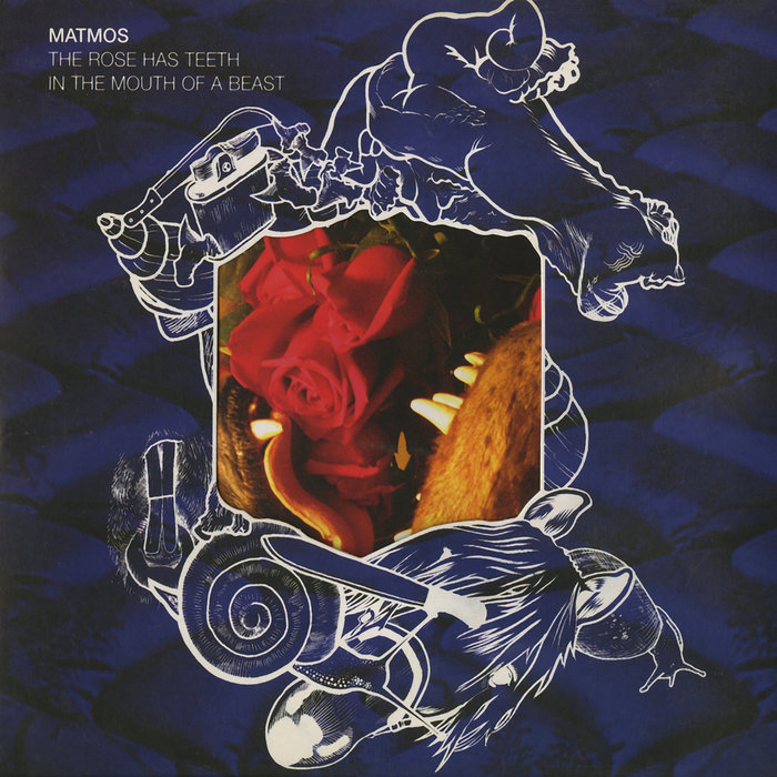 MATMOS - The Rose Has Teeth In The Mouth Of A Beast
