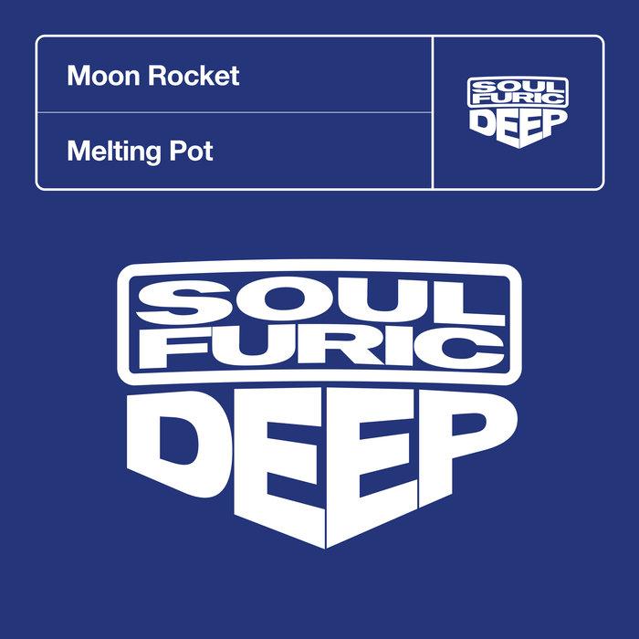 MOON ROCKET - Melting Pot