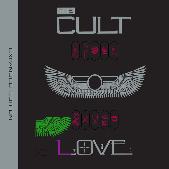 THE CULT - Love