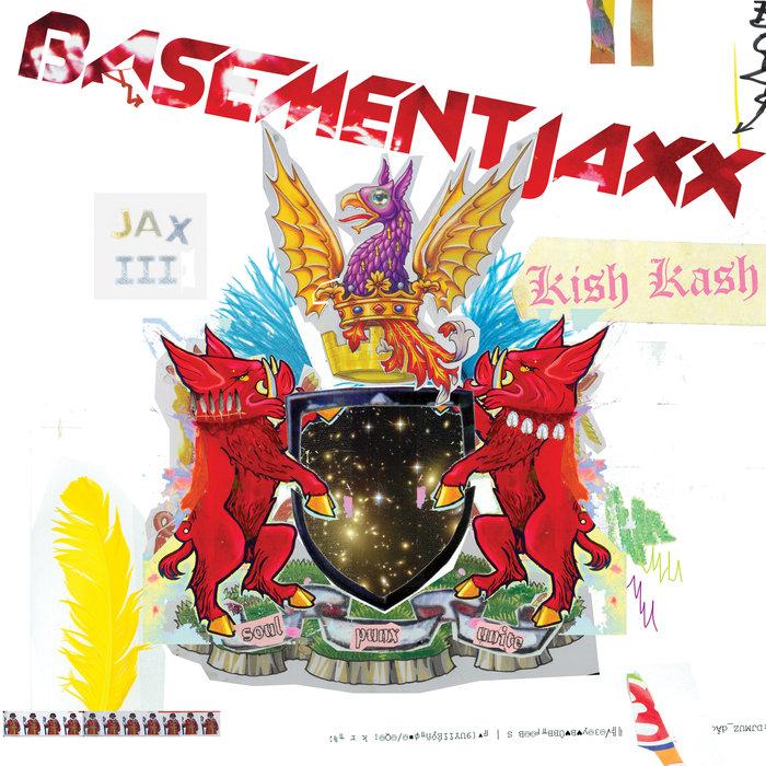 BASEMENT JAXX - Kish Kash