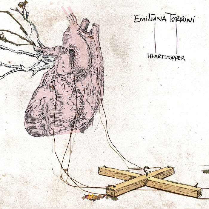 EMIL?ANA TORRINI - Heartstopper