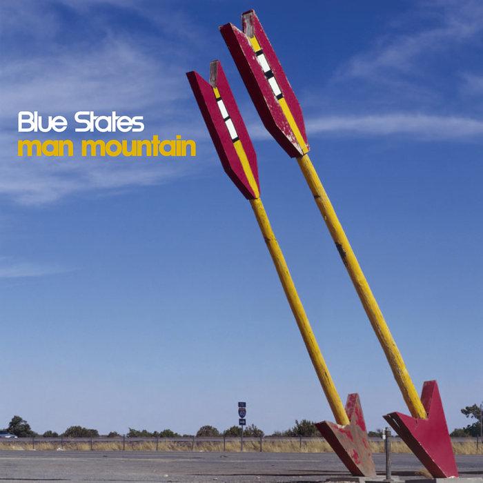 BLUE STATES - Man Mountain