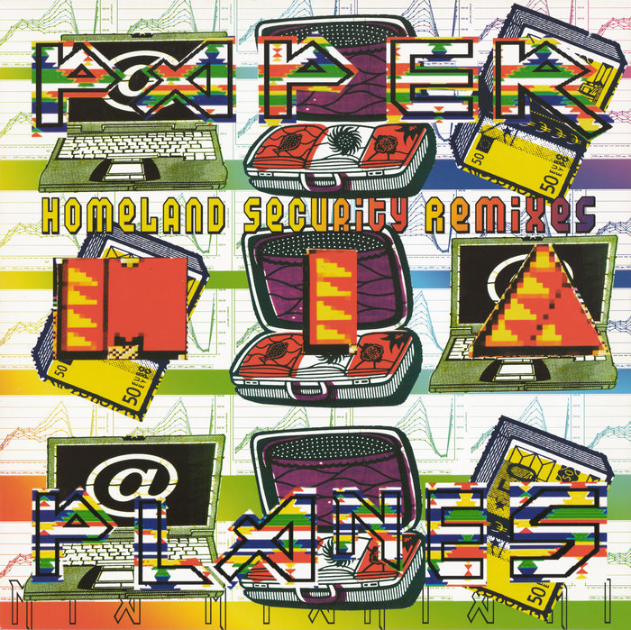 MIA - Paper Planes - Homeland Security Remixes