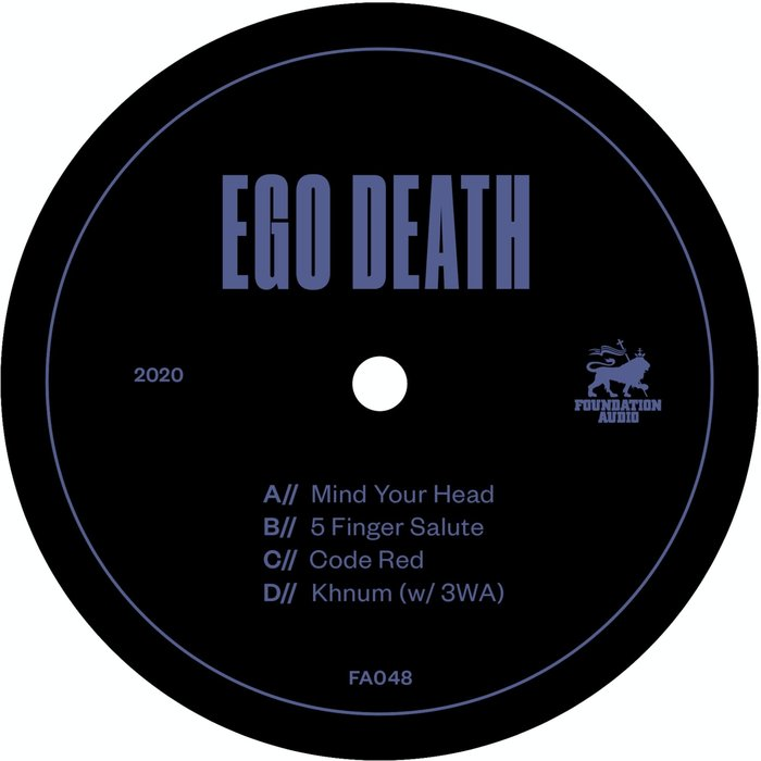 EGO DEATH - Mind Your Head
