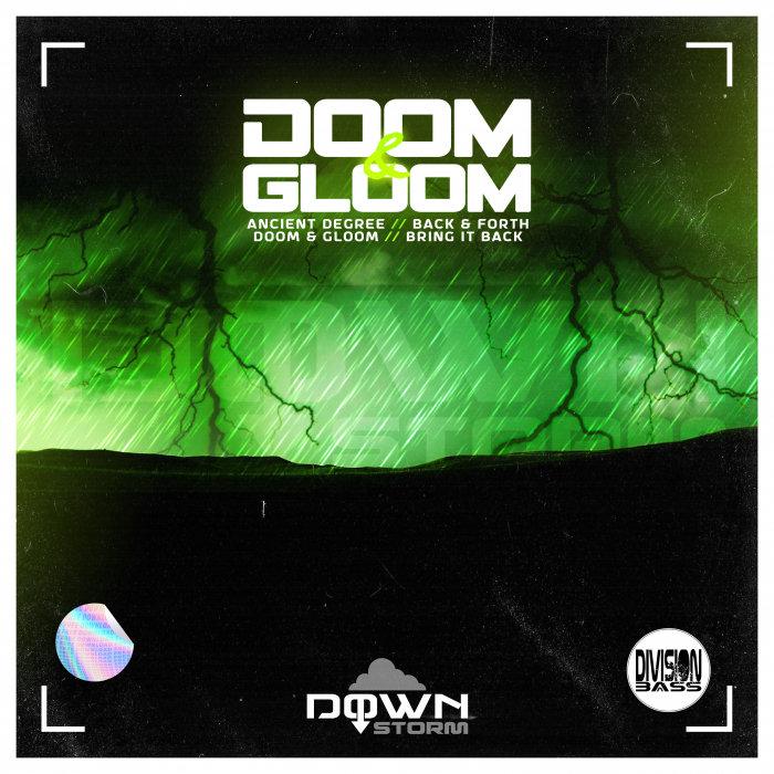 DOWNSTORM - Doom & Gloom EP