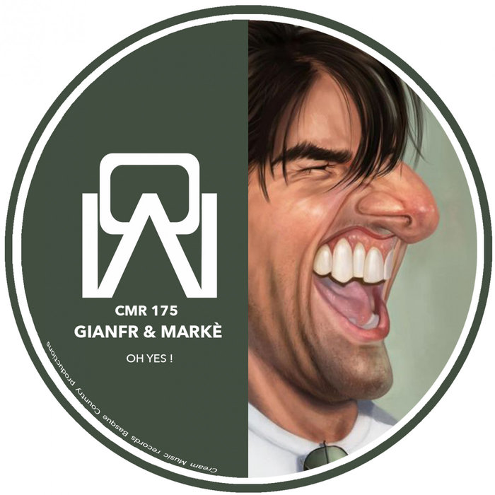 GIANFR & MARKE - Oh Yes EP