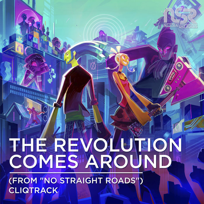 CLIQTRACK - The Revolution Comes Around (From
