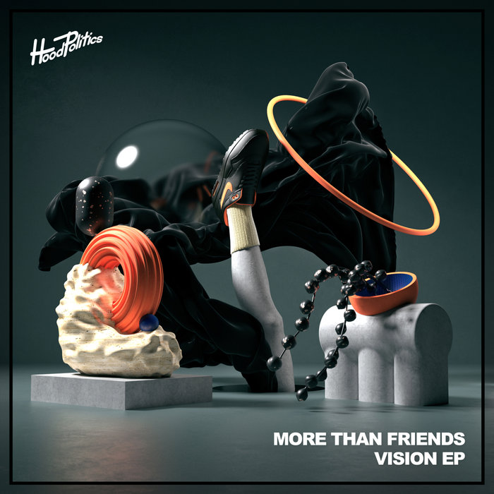 MORE THAN FRIENDS - Visions