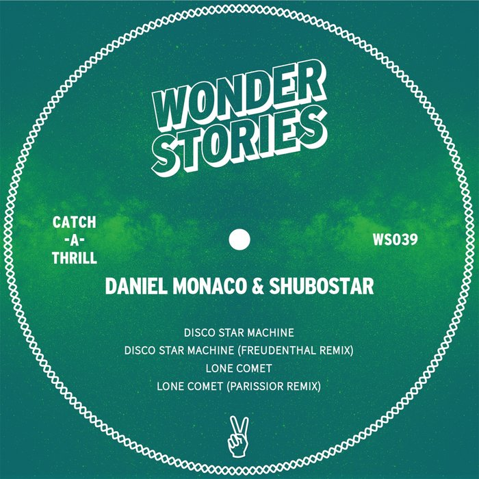 DANIEL MONACO/SHUBOSTAR - Disco Star Machine