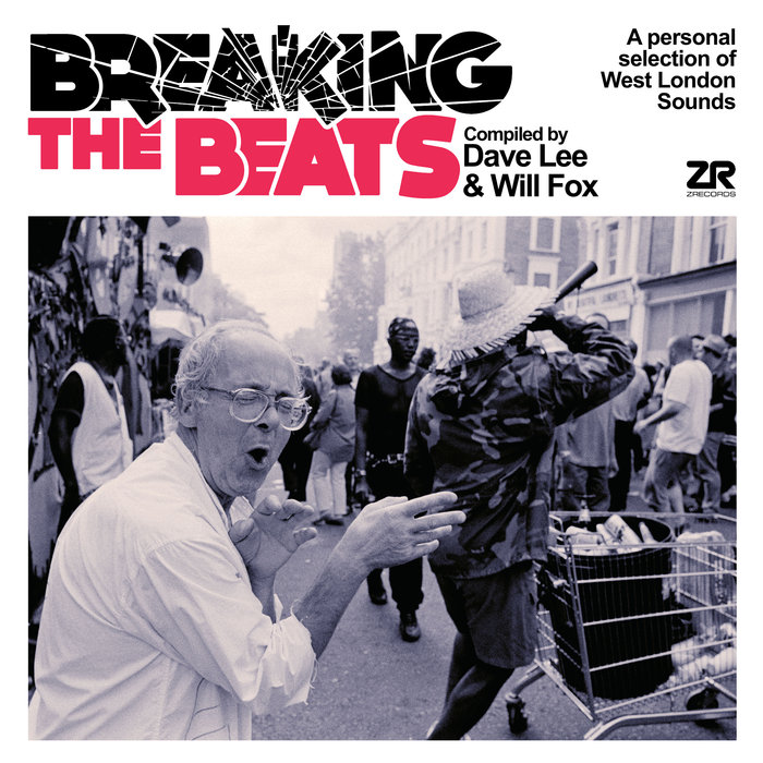 AGENT K/VARIOUS - Breaking The Beats Compiled By Dave Lee & Will Fox