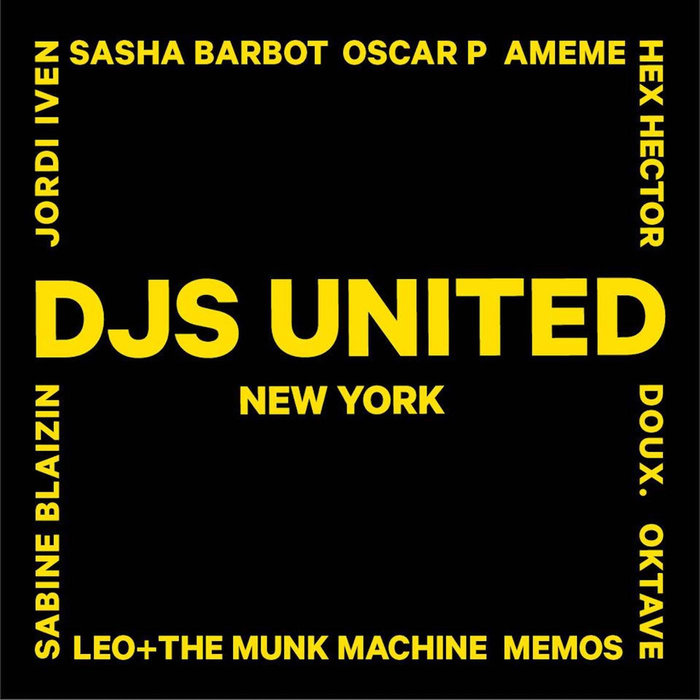 VARIOUS - DJs United New York