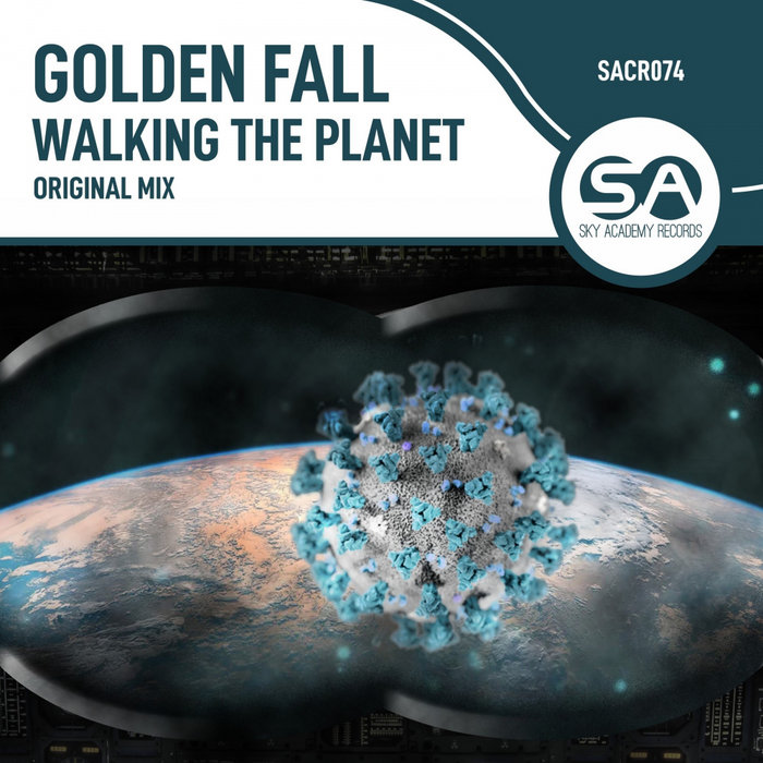 GOLDEN FALL - Walking The Planet