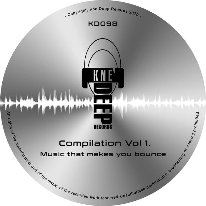 VARIOUS - Kne' Deep Compilation Vol 1