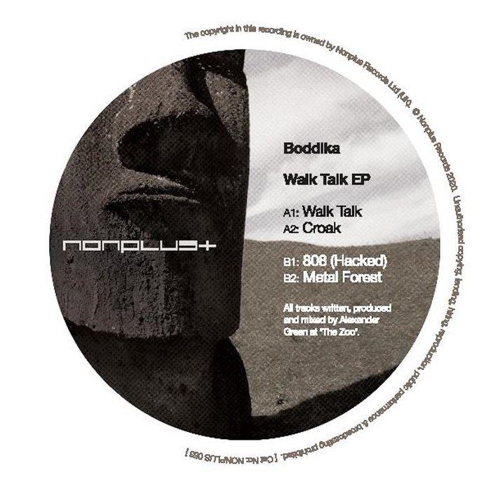 BODDIKA - Walk Talk EP