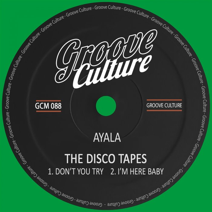 AYALA (IT) - The Disco Tapes