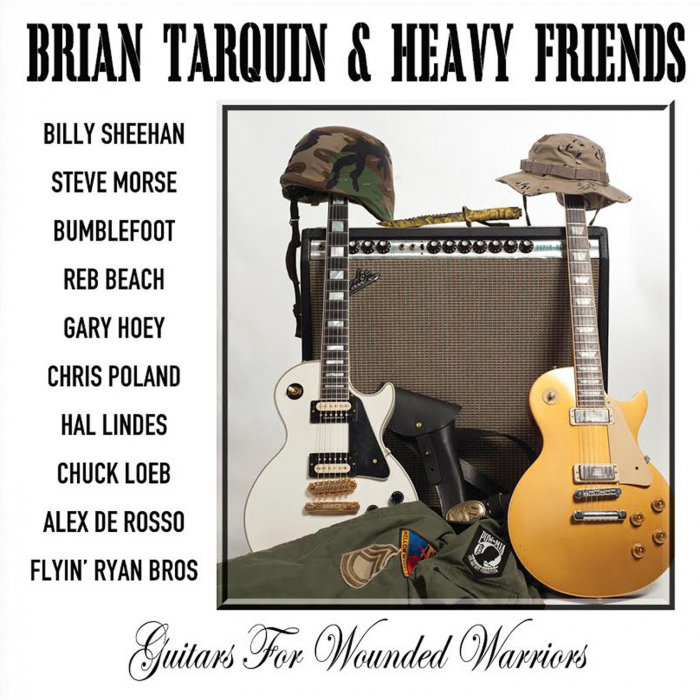 BRIAN TARQUIN - Guitars For Wounded Warriors
