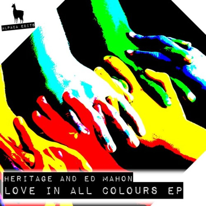 HERITAGE/ED MAHON - Love In All Colours EP
