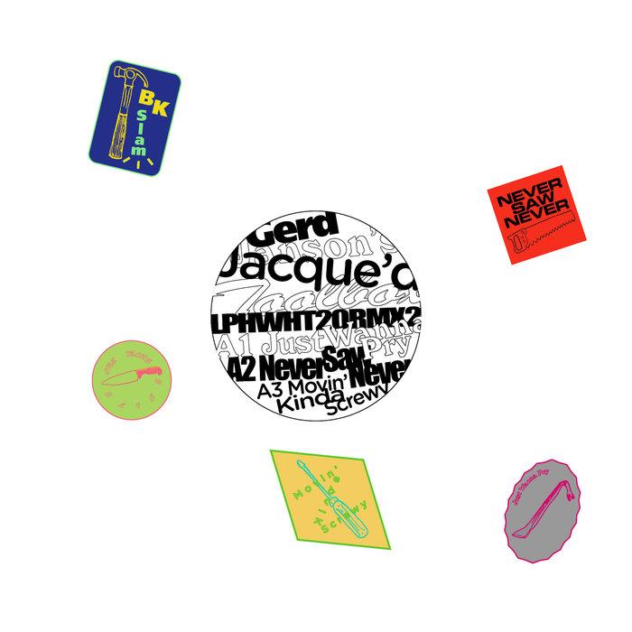 GERD JANSON/JACQUES RENAULT - Gerd Janson's Jacque'd Toolbox