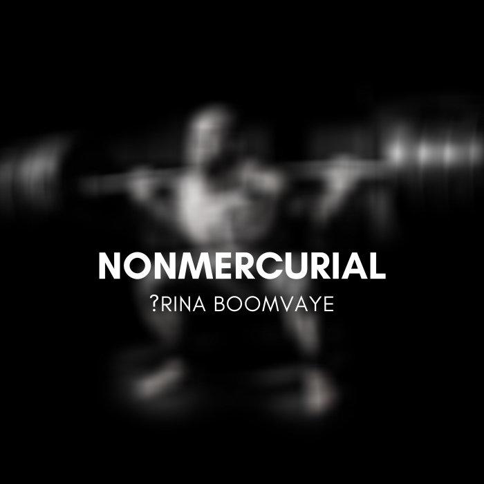 ?RINA BOOMVAYE - Nonmercurial