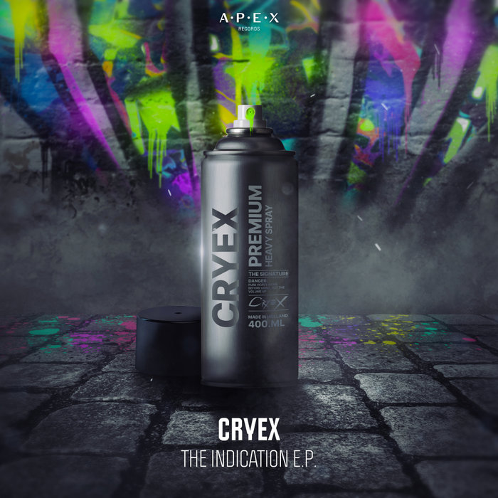 CRYEX - The Indication EP