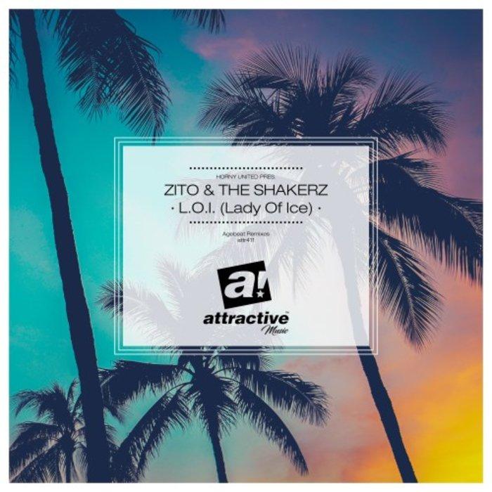 HORNY UNITED presents ZITO & THE SHAKERZ - L.O.I. (Lady Of Ice)