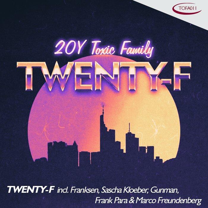 FRANKSEN/GUNMAN/SASCHA KLOEBER/ARTLEC/FRANK PARA/MARCO FREUDENBERG - Twenty-F