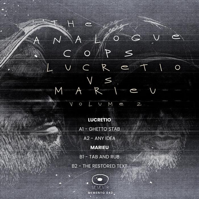 LUCRETIO/MARIEU - Lucretio Vs Marieu Vol 2