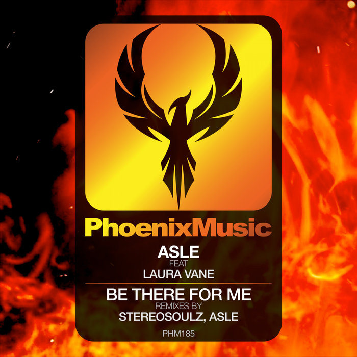 ASLE/LAURA VANE - Be There For Me (Remixes 2)