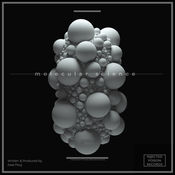 JOSE POUJ - Molecular Science EP